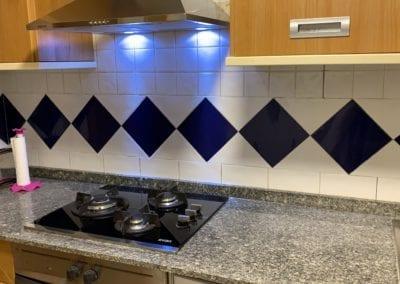 Huisvesting keuken