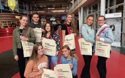 Zorg en welzijn studenten ontmoeten in Nederland