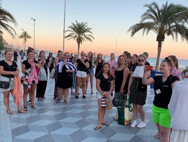Studiereis Zorg en Welzijn Alicante stad