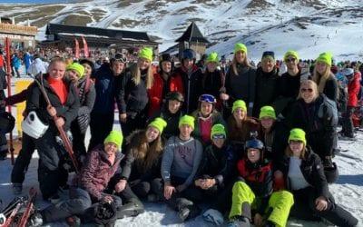 Skiën in Spanje